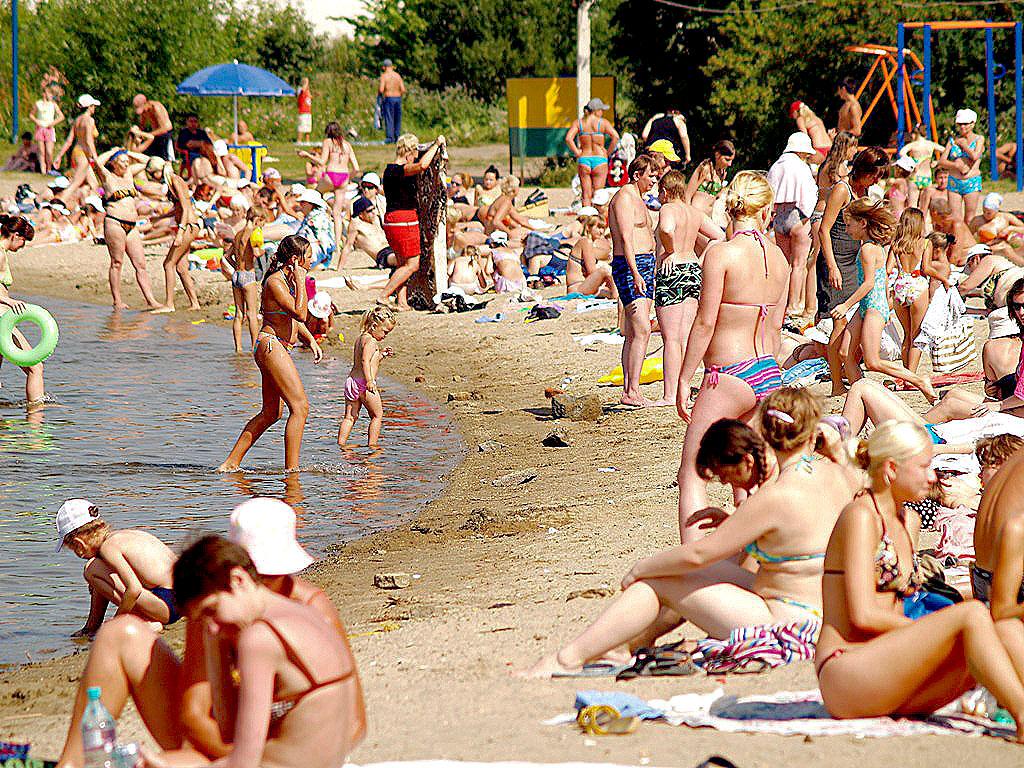 В Челябинске откроются шесть пляжей, где можно будет купаться. За безопасностью на водных объекта