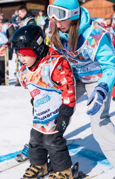 21 декабря на горнолыжном курорте «Солнечная долина» состоится открытый урок программы «Лыжи мечт