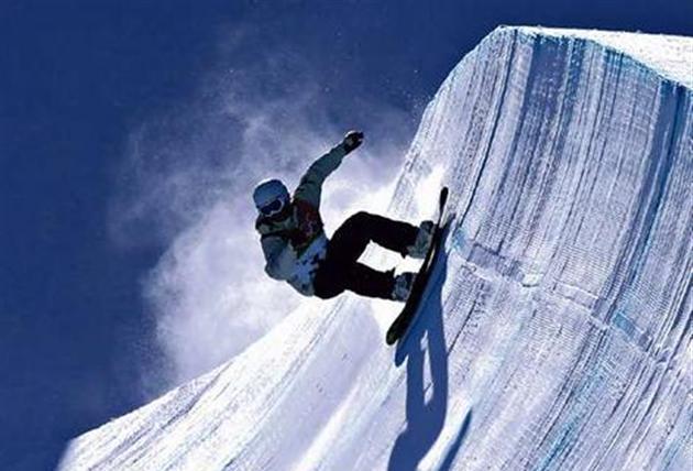 Удача улыбнулась ей в дисциплине лыжный хаф-пайп. Несмотря на то, что девушке всего 19 лет, за пл