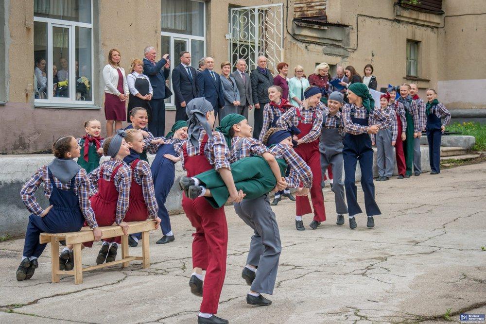В педагогическом колледже Магнитогорска прошел Парад победителей, на который собрались 400 лучших