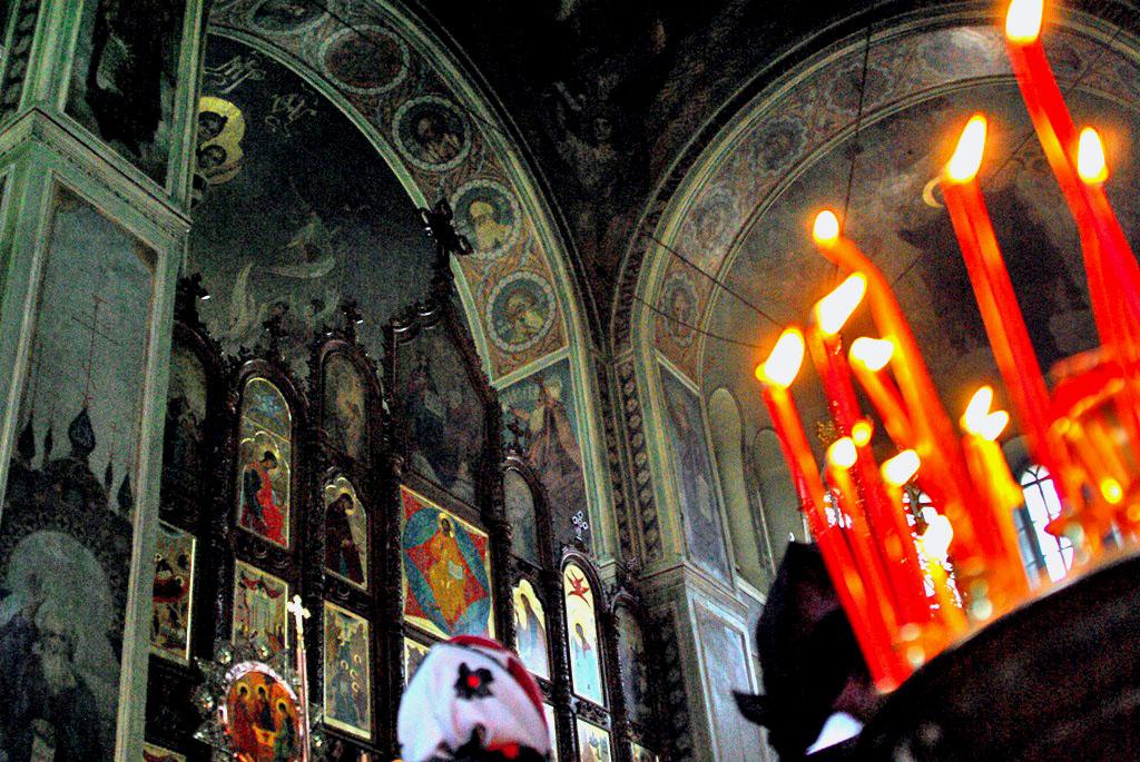 Сегодня, 17 мая, православные отмечают один из 12 главных церковных праздников - Вознесение Госпо