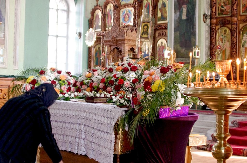 Сегодня, 8 апреля, началась пятая неделя Великого поста, которая посвящена памяти Марии Египетско