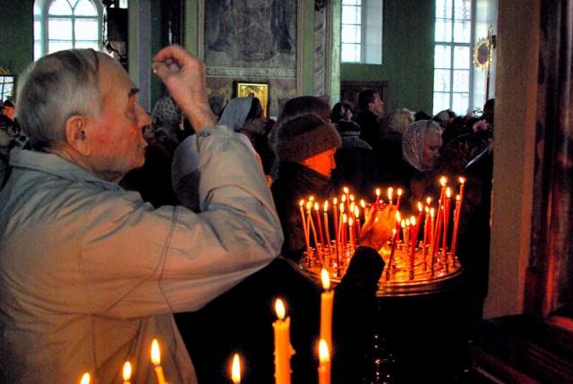 На пятой седмице воздают хвалу Пресвятой Богородице за то, что помогает всем, кто обращается к не