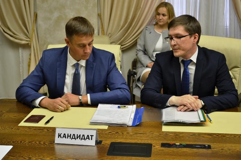 Представитель челябинского регионального отделения политической партии ЛДПР Виталий Пашин выдвину