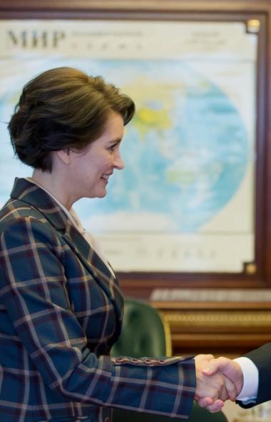 Новый сенатор от исполнительной власти Челябинской области Маргарита Павлова будет курировать дея