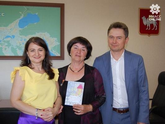 Во время встречи с главой округа Геннадием Васьковым обсуждались вопросы взаимодействия в сфере о