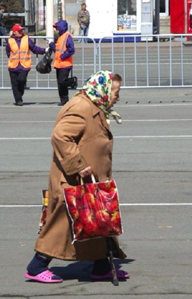 В День пожилого человека, который отмечается 1 октября, в Челябинской области вводится новое соци