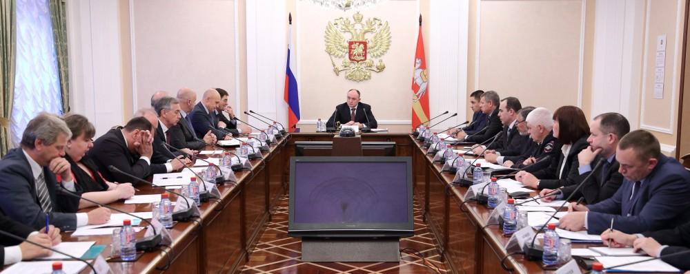 Глава администрации города Челябинска Сергей Давыдов рассказал губернатору, что в ходе мониторинг