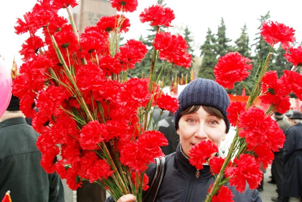 Первого мая во многих странах мира отмечается международный праздник - День труда, который изнача