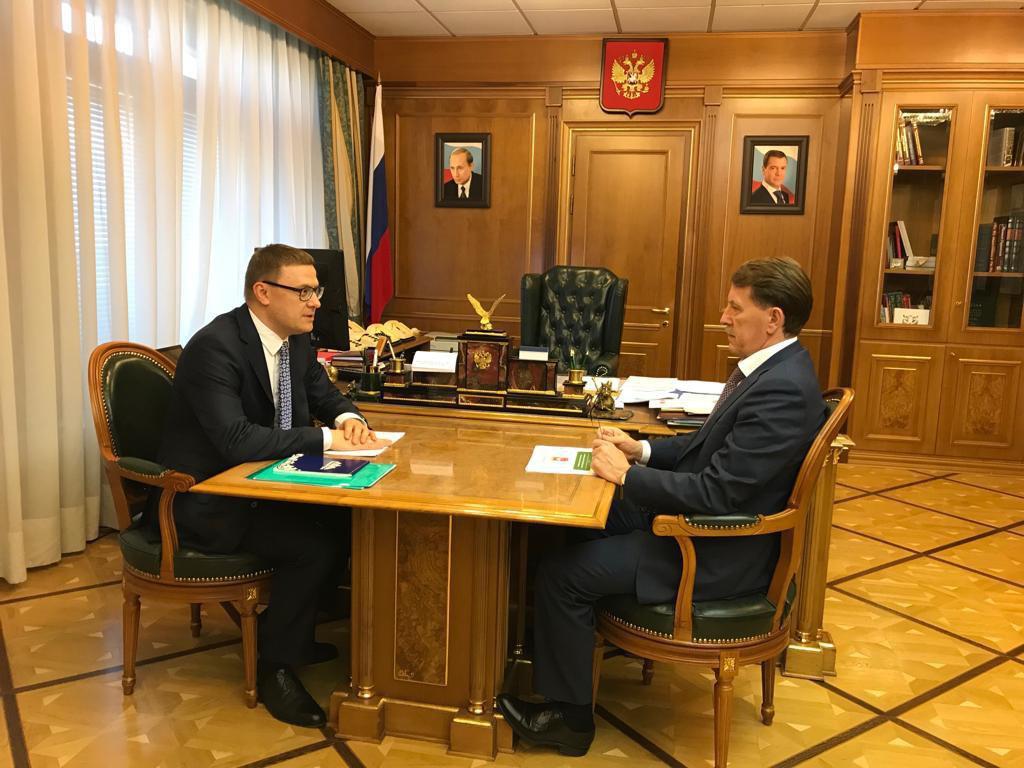 Глава Челябинской области Алексей Текслер попросил у российского правительства п