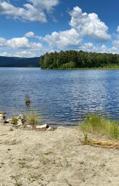 Жителям Челябинской области и гостям региона открыли доступ к уникальному южноуральскому водоему