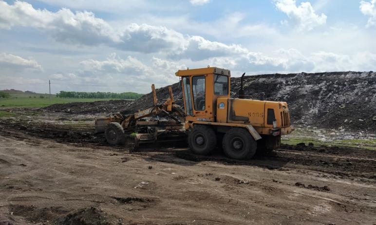 Администрацию Магнитогорска обязали оборудовать специальную площадку для вывоза снега и мусора. М