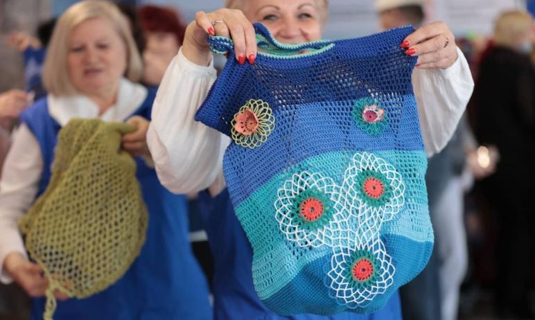 В Челябинской области подвели итоги конкурса народного творчества «Авоська-74». В состязаниях по