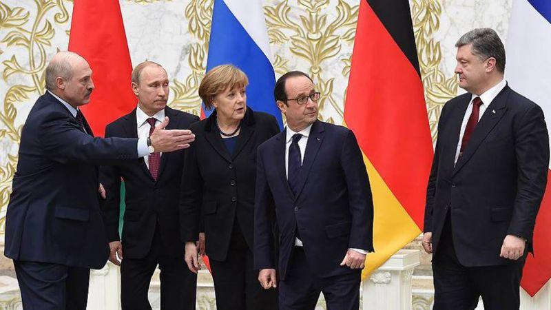 «Продолжено обсуждение хода реализации одобренного в Минске Комплекса мер по мирному урегулирован