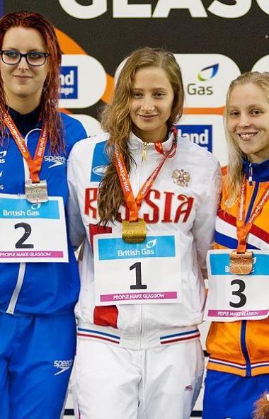 Челябинская спортсменка Валерия Шабалина с триумфом возвращается на родину из Лондона - на чемпио