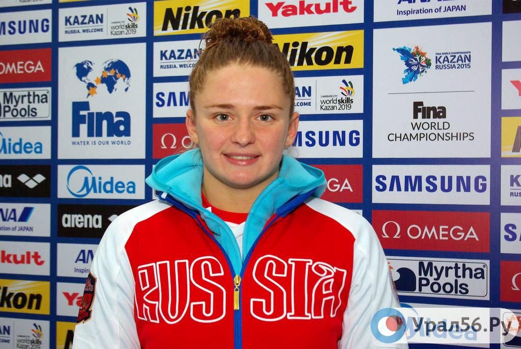Южноуральская сильнейшая пловчиха Виталина Симонова продолжает завоевывать медали на крупнейших с