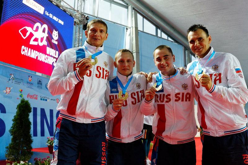 Челябинец Вячеслав Носков стал чемпионом мира по подводному плаванию. Он завоевал две золотые мед