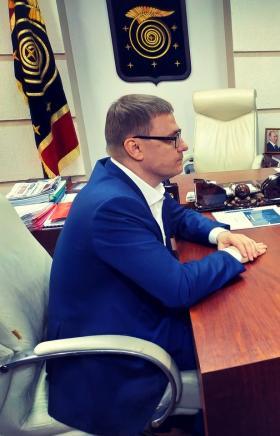 Глава Коркинского муниципального района Челябинской области Наталья Лощинина сегодня, восьмого ав