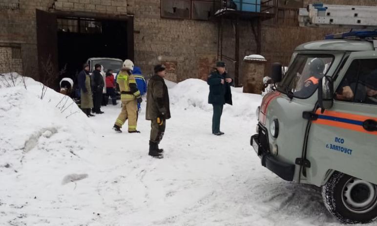 Сегодня утром, пятого марта, в Златоусте (Челябинска область) на производстве произошел взрыв бал
