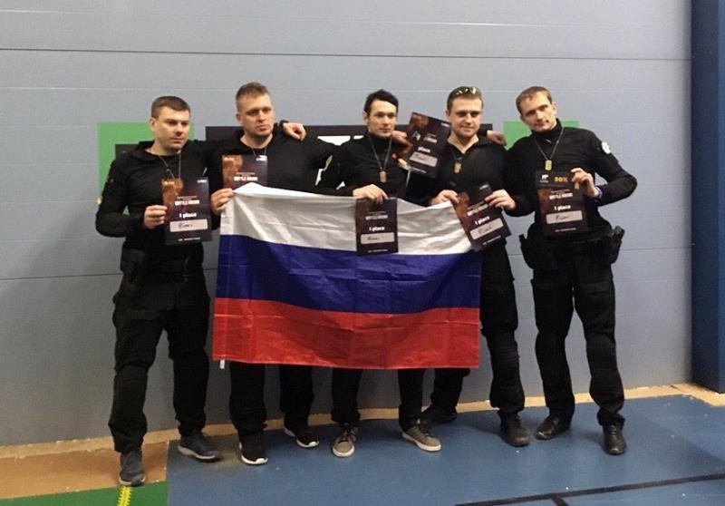 Спортсмены из Миасса (Челябинская область) стали чемпионами мира по страйкболу. Представит