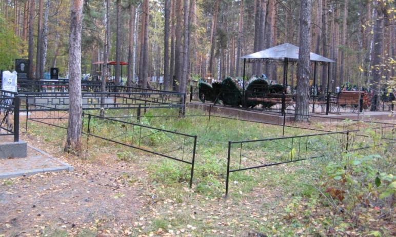 История с незаконными захоронениями за границами Митрофановского кладбища в Челябинске, буквально