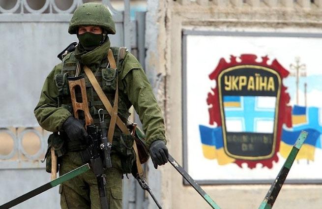 «Практически никто из солдат не поддерживает киевскую хунту, кроме того, среди пограничников мног