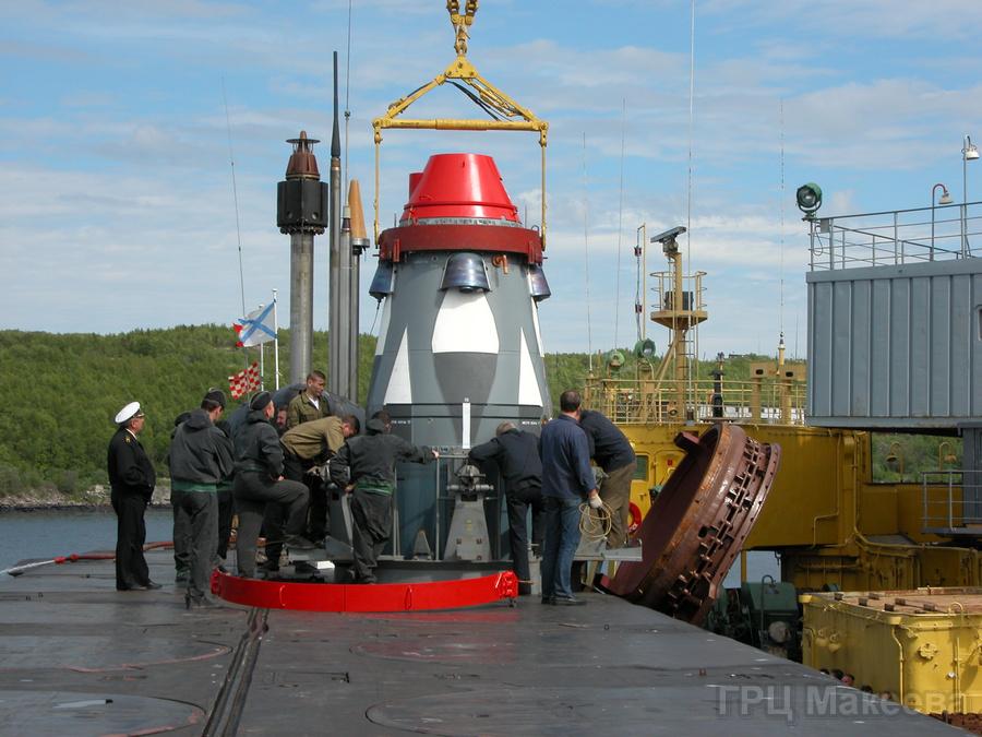 Как сообщили агентству «Урал-пресс-информ» в пресс-службе Государственного ракетного центра Макее