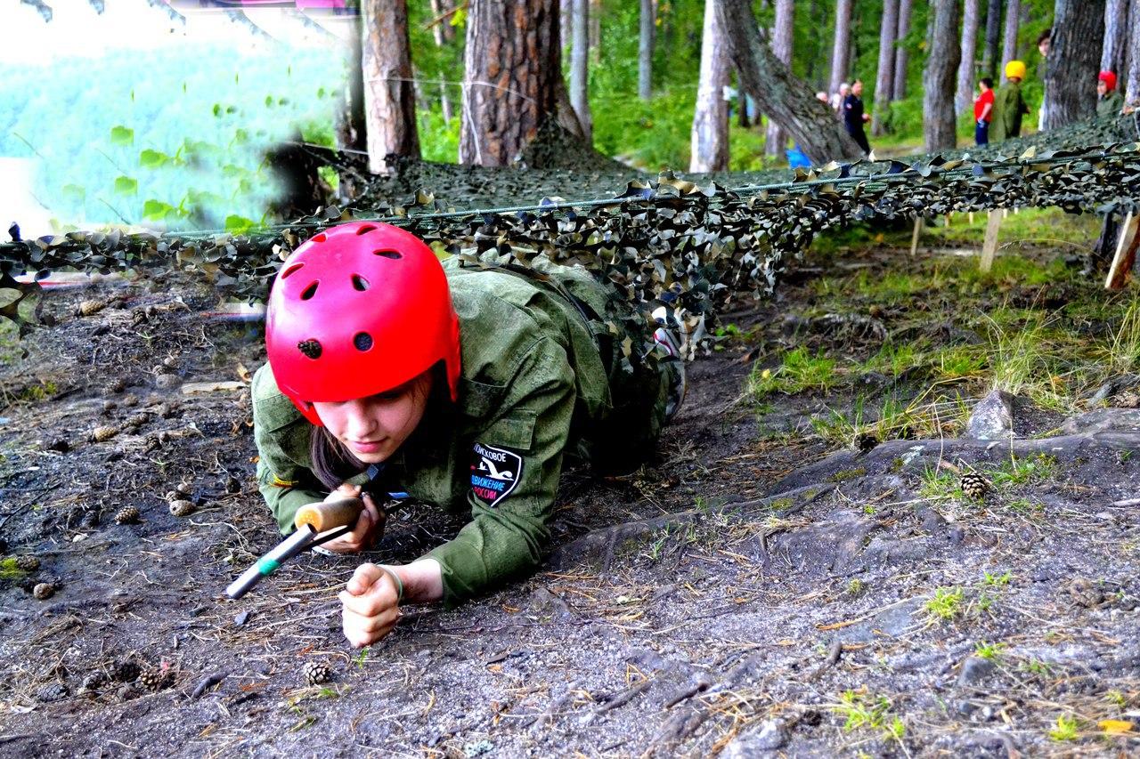 На берегу озера Тургояк (Миасс, Челябинская область) «высадятся» поисковые объединения региона и