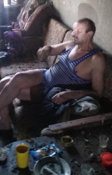 В поселке Зауральский (Копейский городской округ) местный житель, находясь в алкогольном опьянени