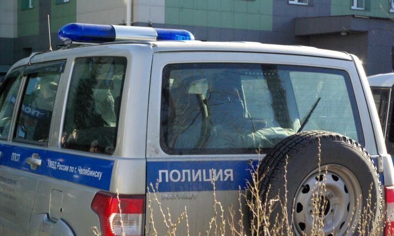 В Юрюзани (Катав-Ивановский муниципальный район Челябинская область) на днях там совершен крупный