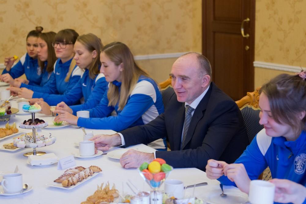 Как сообщили агентству «Урал-пресс-информ» в пресс-службе главы региона, данный вопрос обсуждался