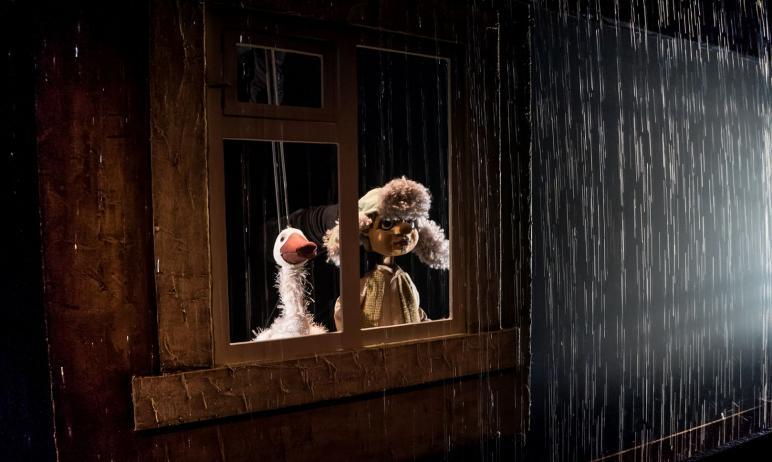 Спектакль театра «Полонез Огинского» отобран для участия в финальной конкурсной программе IV Межд