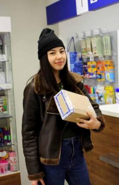В новогодние праздники жители Челябинской области получили и отправили  1,2 миллиона пос