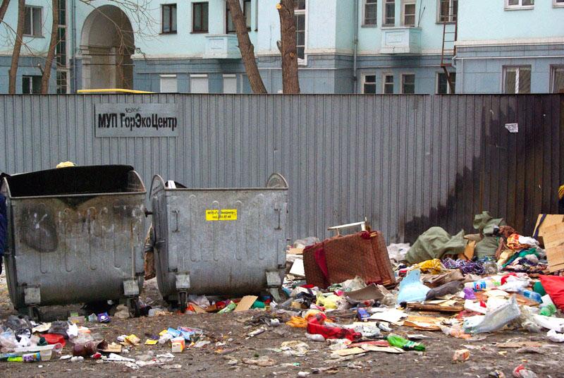 Переход на двухконтейнерный сбор вызван крупными переменами в сфере сбора и утилизации отходов. В