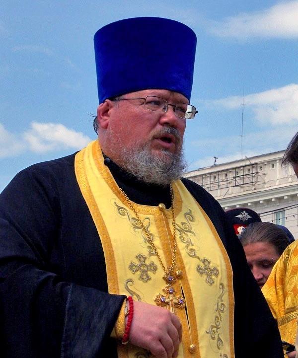 Как стало известно агентству «Урал-пресс-информ» из выступления священнослужителя, тот довод, что