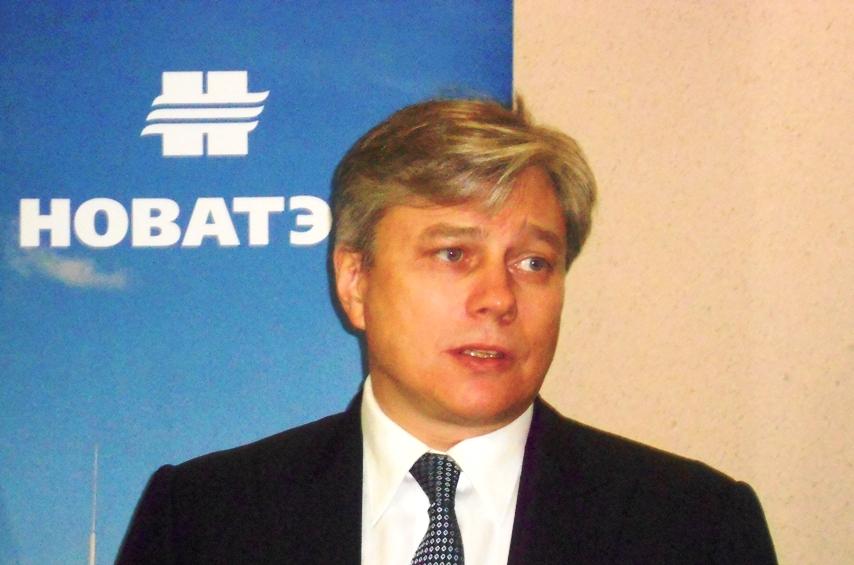 Как пояснил собравшимся первый заместитель председателя правления ОАО «НОВАТЭК» Михаил Попов, в н