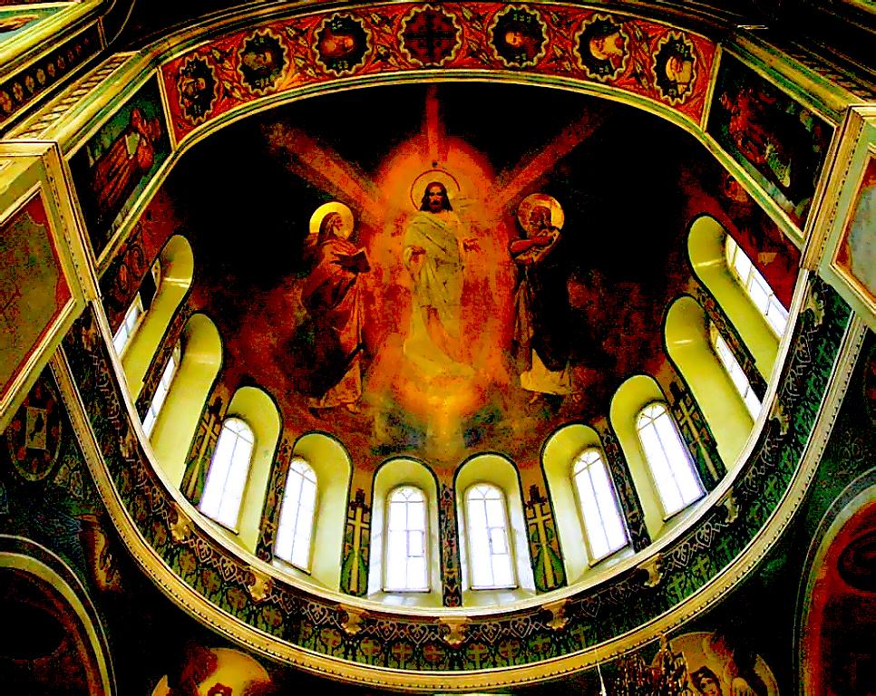 Праздник называют Пятидесятницей, так как его отмечают на пятидесятый день после Святой Пасхи. В