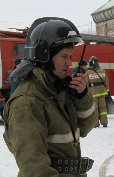 Сегодня, 18 декабря, в здании, расположенном на территории санатория «Увильды», вспыхнул пожар. Л
