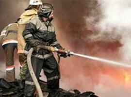 Как сообщили агентству в пресс-службе ГУ МЧС области, сообщение о возгорании в кафе поступило на