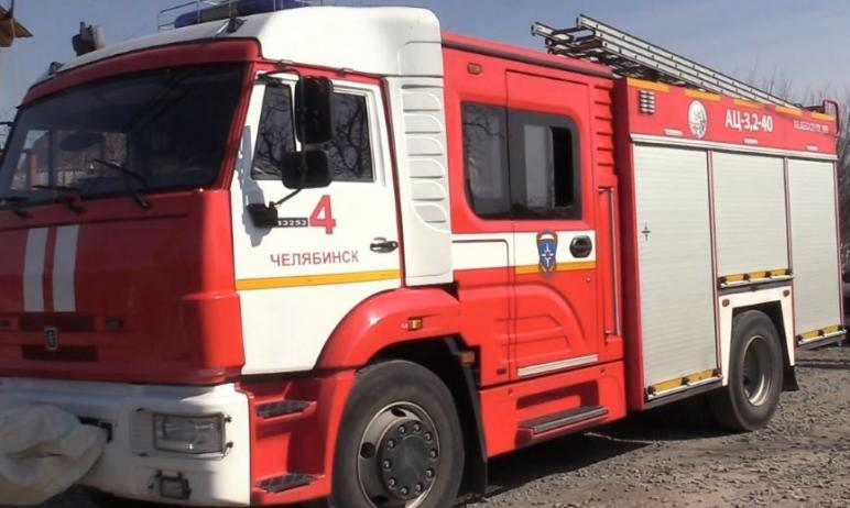 МЧС по Челябинской области официально заявило, что никакого взрыва газового баллона на пожаре на
