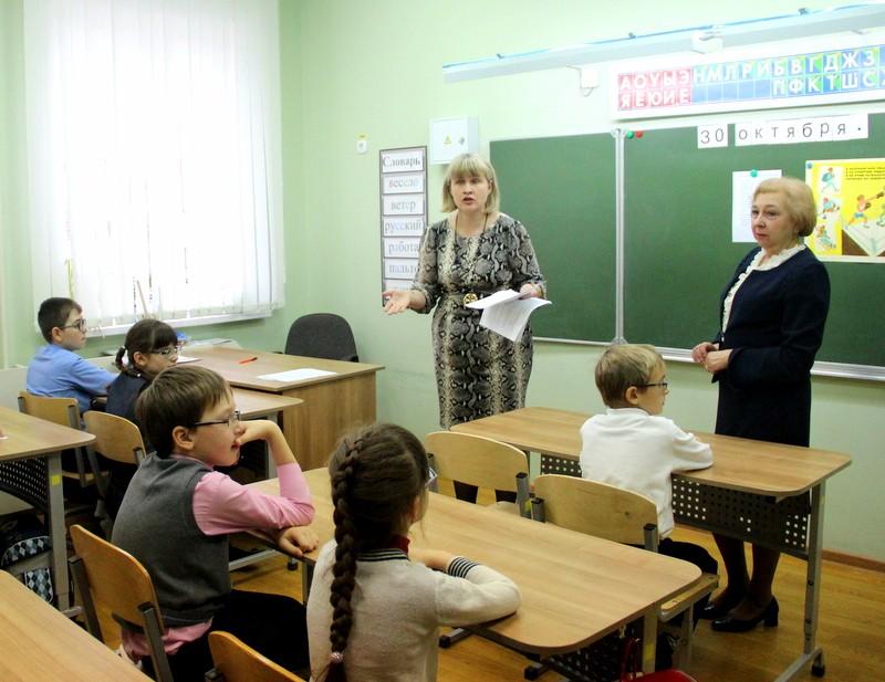 По словам первого замминистра образования Челябинской области Елены Коузовой, в 2018 году в школ