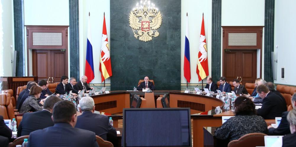 С таким предложением глава культурного ведомства выступил на встрече губернатора с руководителями