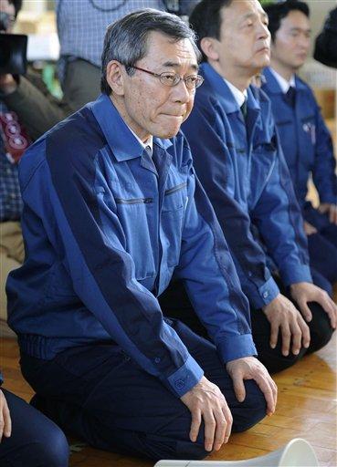 Напомним, в результате страшного землетрясения и цунами 11 марта вышла из строя система охлаждени