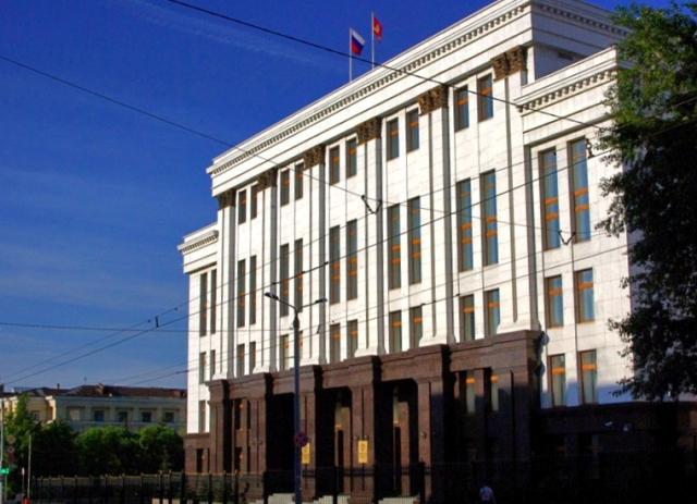 С приветственным словом к собравшимся обратился первый вице-губернатор Сергей Комяков. Он отметил