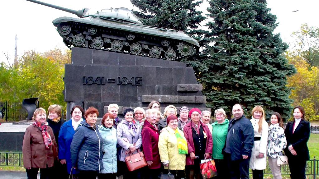 Третий год подряд в Тракторозаводском районе Челябинска на Комсомольской площади южноуральцы отме