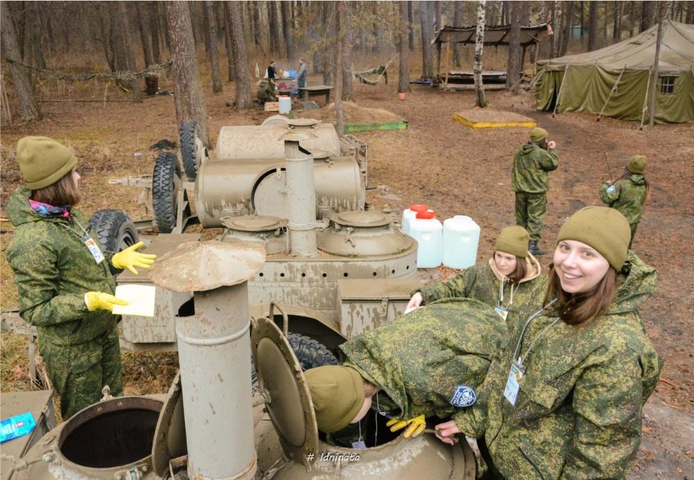 Челябинские казаки научат молодежь выживать в нестандартных и экстремальных условиях, защищать се