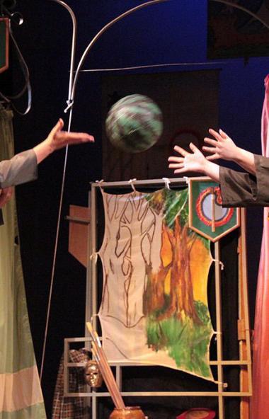 Сегодня, 11 ноября, Златоустовский театр «Омнибусе» принимает участников первого обла