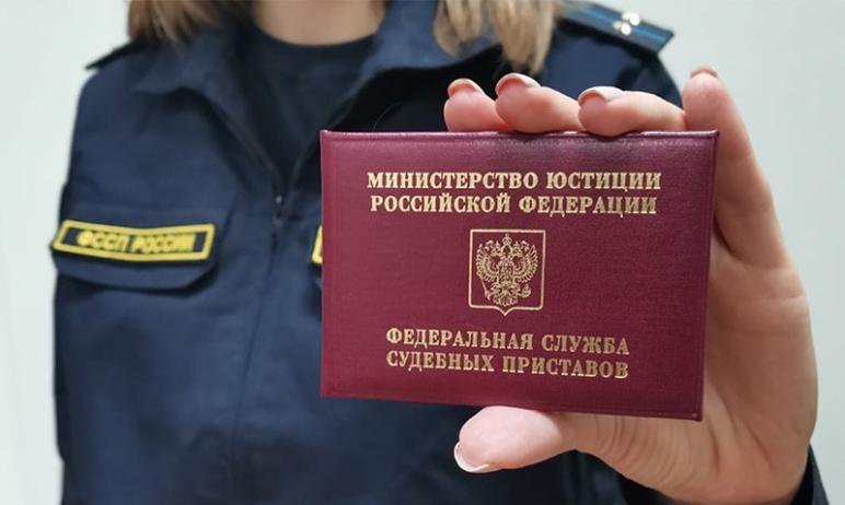 В Челябинске мужчина выплатил 380 тысяч рублей по алиментам только после того, как судебные прист