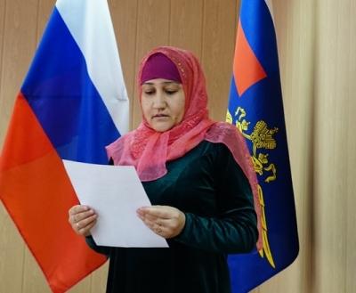 Сегодня, 26 октября в Отделе полиции «Орджоникидзевский» УМВД России по Магнитогорску состоялось
