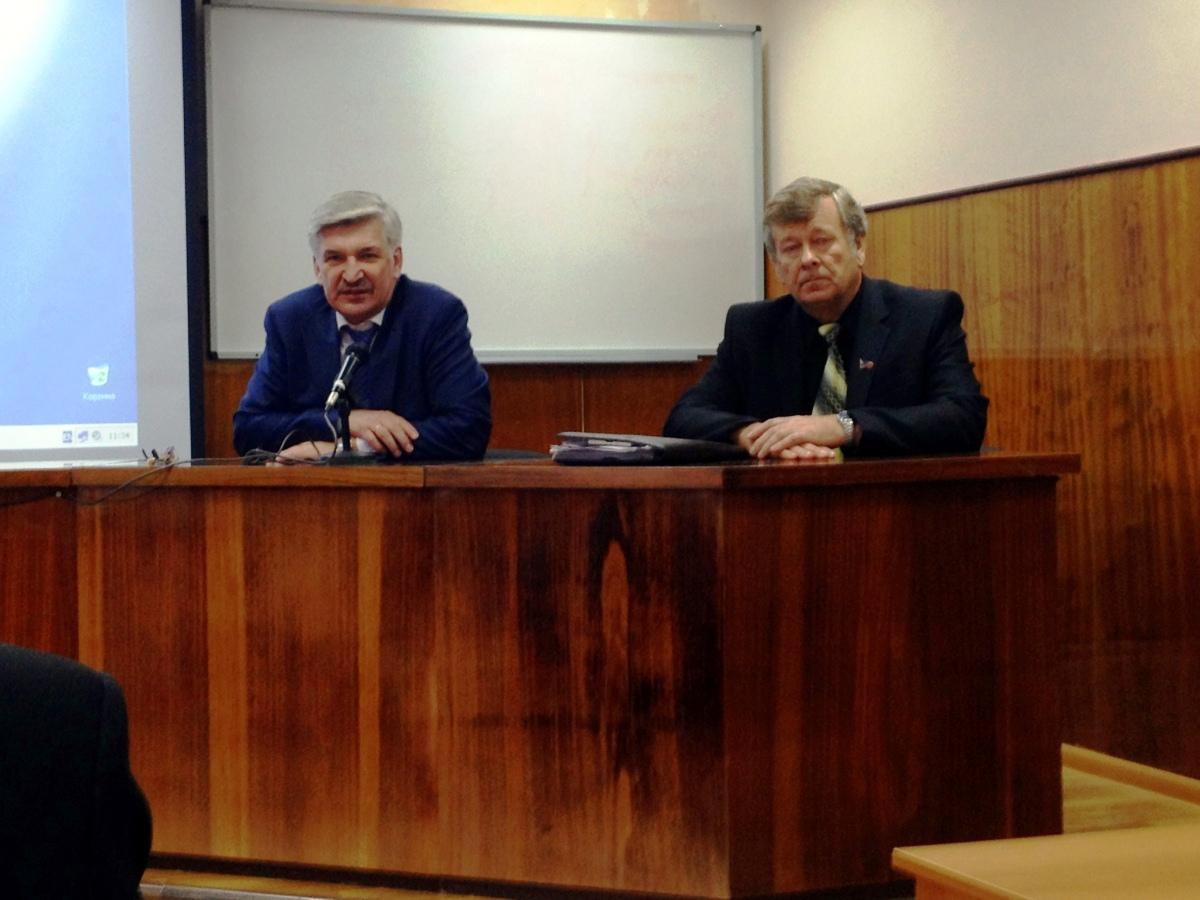 В мероприятии приняли участие как принимающая сторона, так и представители Усть-Катавского вагоно